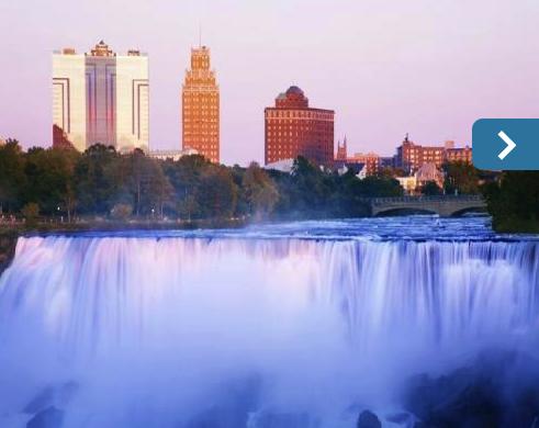 Niagara Falls – Washington D.C.