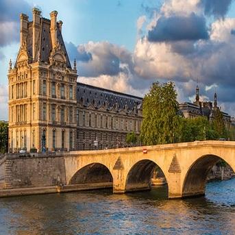 6D France To Germany Tour : Paris-Versailles-Reims-Luxembourg-Trier-Frankfrut