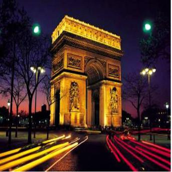 11D Europe Tour : Paris - Versailles - Lucerne - Rome - Reims - Frankfrut
