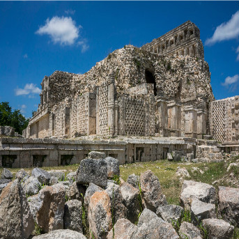 7 Days Mayan World Tour : Featuring Mexico City-Merida-Cancun