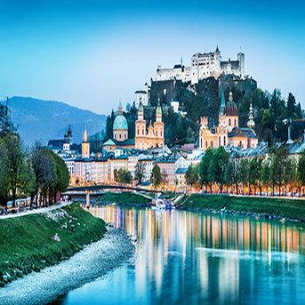 8D Central Europe Tour : Prague – Vienna – Budapest – Bratislava