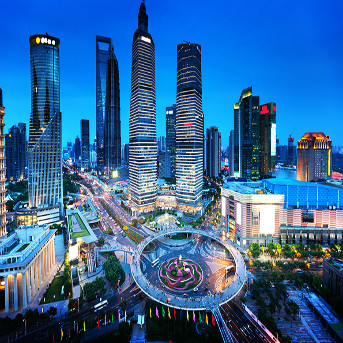 7 Days China Tour by Flight & Train : Beijing – Xi'an- Shanghai