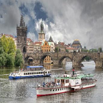 10-Day Europe Holiday: Berlin - Prague - Innsbruck - Vienna - Budapest