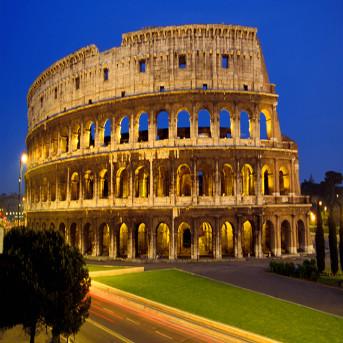 11 Days European Vacation: Rome - Monte Carlo - Rhine Valley - Amsterdam