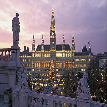 10D Central Europe Tour: Vienna - Budapaest - Bratislava - Prague - Amsterdam