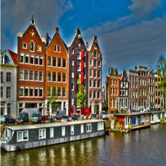 10-Day Europe Tour : Paris - Trier - Frankfrut - Prague - Bratislava - Amsterdam