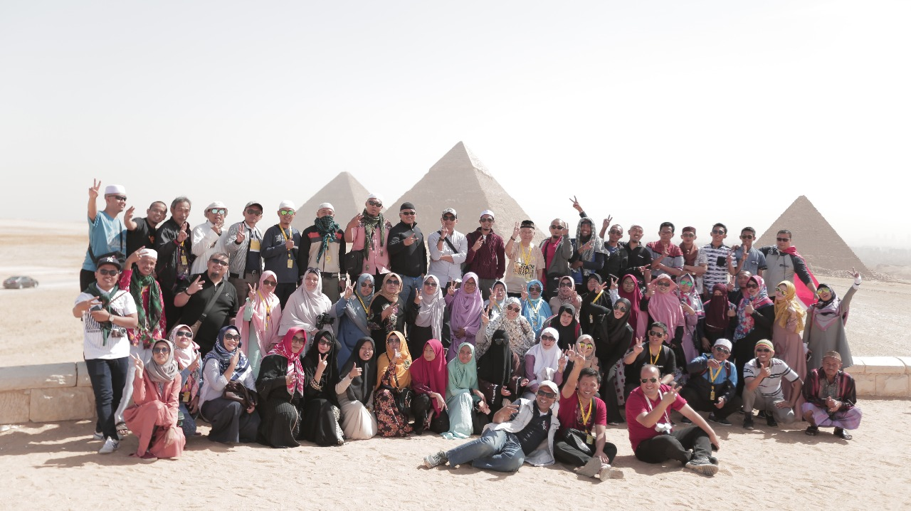 UMROH PLUS MESIR BUY 5 GET 6 (Cairo-Giza-Alexandria)