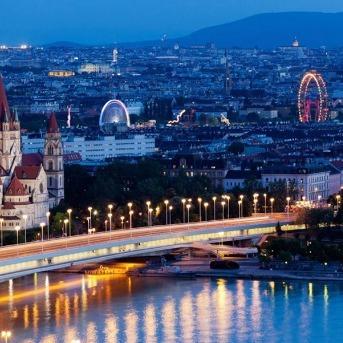 7D Europe Tour From Zurich : Zurich – Bratislava – Budapest – Wina - Lucerne