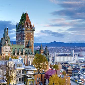 9D Canada Tour: Toronto, Sudbury, Agawa Canyon, Montreal dan Quebec