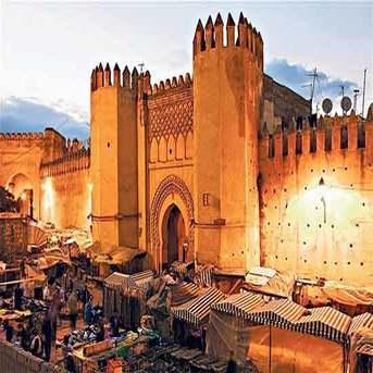 5-Day Morocco : Malaga- Casablanca - Marrakesh - Fez